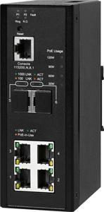 Промышленный коммутатор Industrial Switch NIS-3500-2204PGE